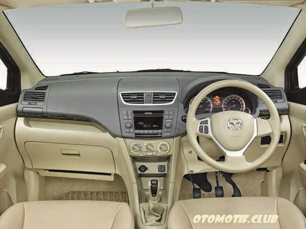 Foto Interior Mazda VX-1