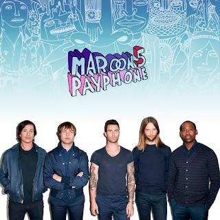 Chord Gitar + Lirik Lagu Maroon 5 - Payphone