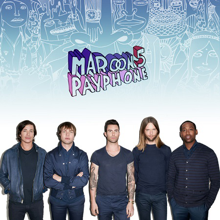 Maroon 5 ft. Wiz Khalifa – Payphone (Lyrics)
