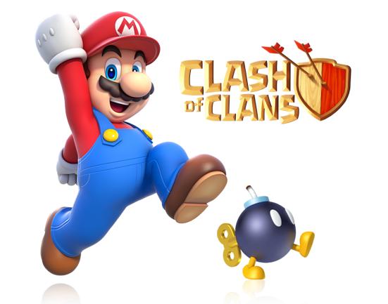 Mario vs COC