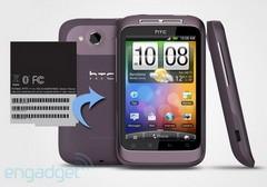 HTC Wildfire S CDMA on FCC