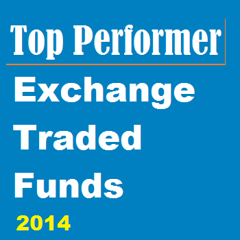YTD Top Performing Exchange Trade Funds in 2014