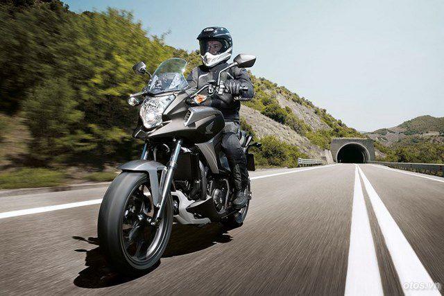 10 mẫu xe máy Honda hút khách tại châu Âu