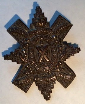 Help Send a WW1 Soldier's Cap Badge Back to Family