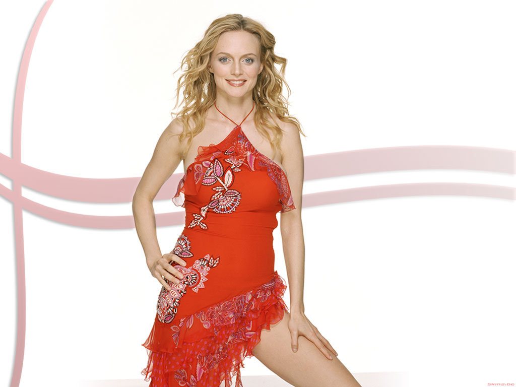 hot bio celebrity pictures heather graham hd wallpapers