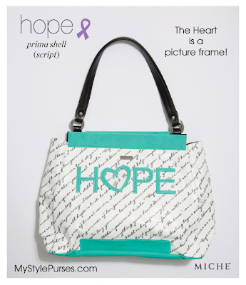 Miche Hope Script Prima Shell for Autism