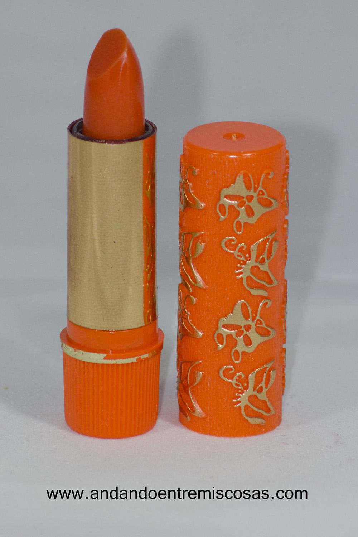 Pintalabios marroquí naranja