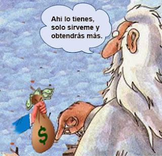 Dios del dinero?