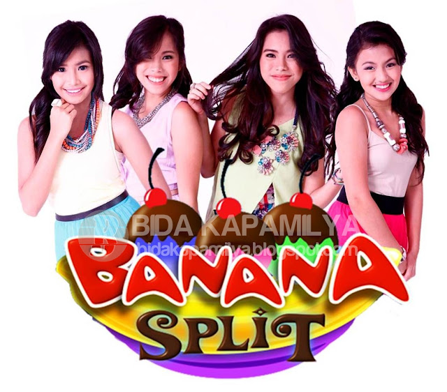 PBB Teens Big Four Girls Myrtle, Karen, Joj and Jai Join Banana Split this July 14