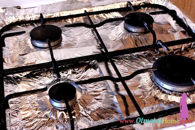 пластины для защиты кухонной плиты