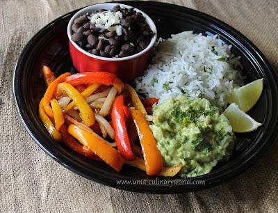 Veggie Burrito Bowl