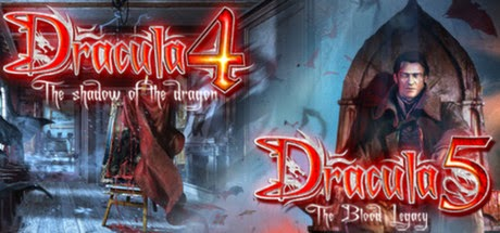 Dracula 4 and 5 Special Steam Edition-PROPHET