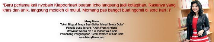 Merry Riana Testimony