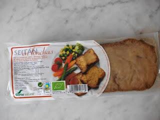 Vegeteando que es gerundio productos veganos en el mercado for Cocinar seitan