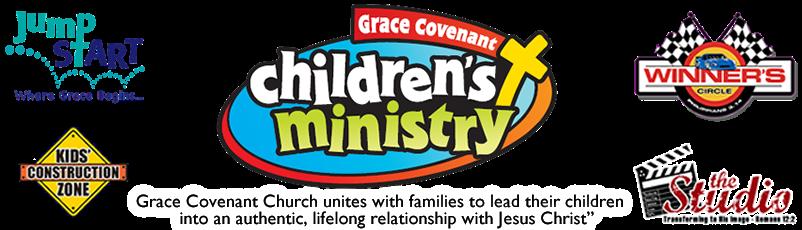 GCC Children's Ministry Blog