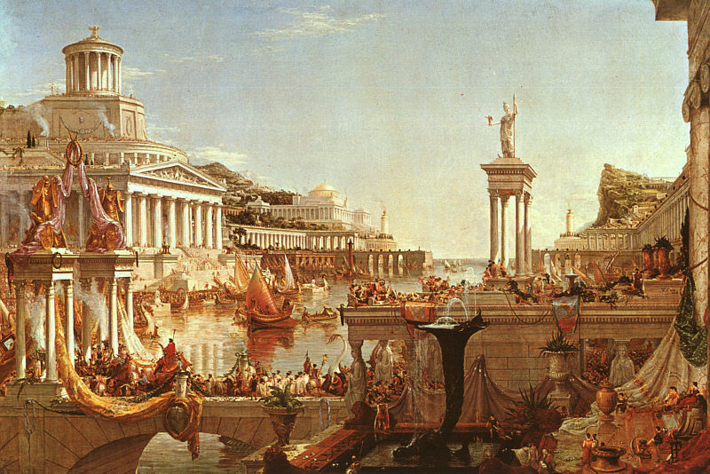 the golden age of rome The entire text of the golden age of rome with embedded questions aligned to common core and depth of knowledge (dok) as well as scaffolding notes and media.