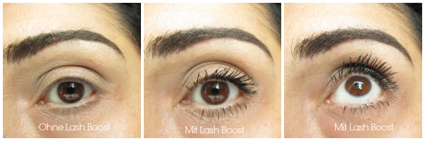 Catrice  Lash Boost Lash Extension Fibres Swatch