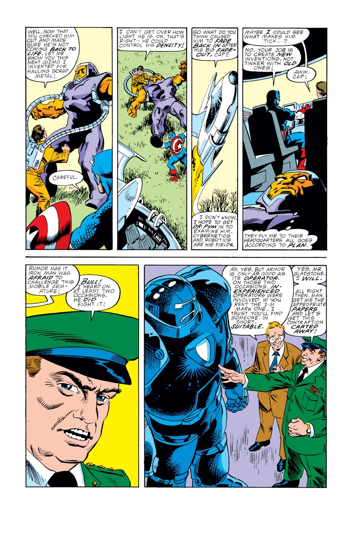 Captain America (1968) Issue #354 #286 - English 10