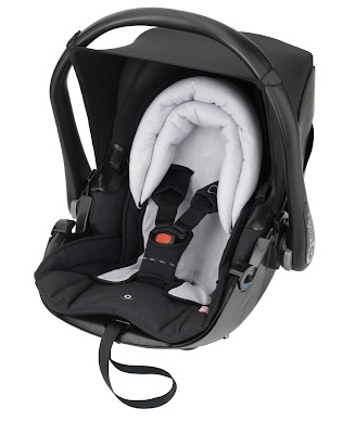 Kiddy Evolution Pro with Premature Baby Insert