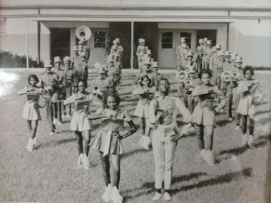 CARVER HEIGHTS HIGH SCHOOL MARCHING TROJANS BAND