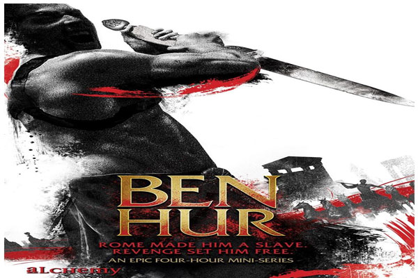 Download Ben-Hur (2016) Bluray 720p Subtitle Indonesia