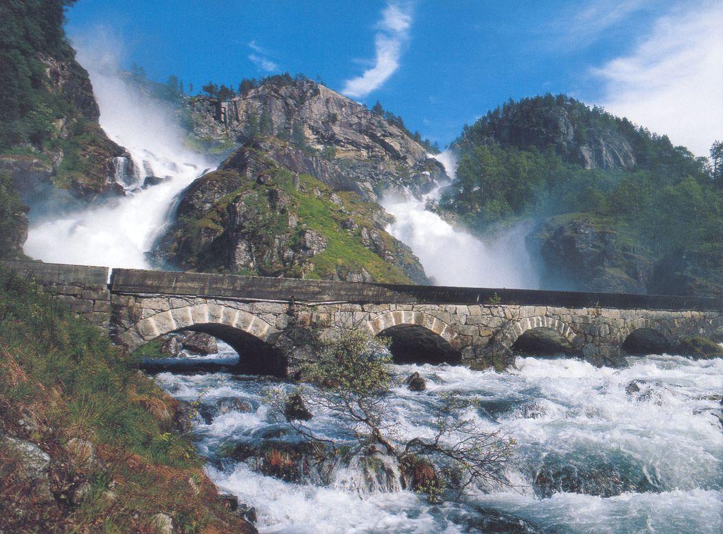 Cascadas qu piensas de la foto for Fotos cascadas