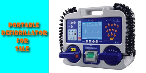 Portable Defibrillator For Sale