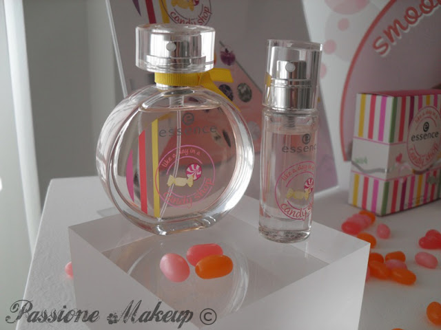 Essence profumo Like a day in a candy shop