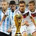 متابعة مباراة المانيا والارجنتين مباشرة دقيقة بدقيقة بالصور فى نهائى كأس العالم