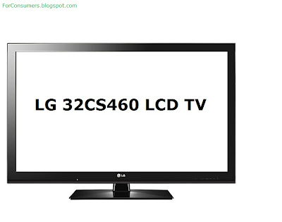 LG 32CS460 LCD TV