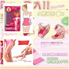 Shape Up Slimming Sauna Wrap