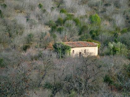 La capella romànica de Sant Jaume