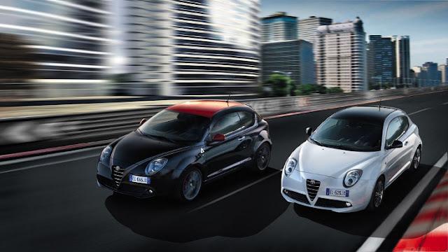 Alfa Romeo MiTo SBK Limited Edition 1.4 170 CV QV e Serie Speciale in pista