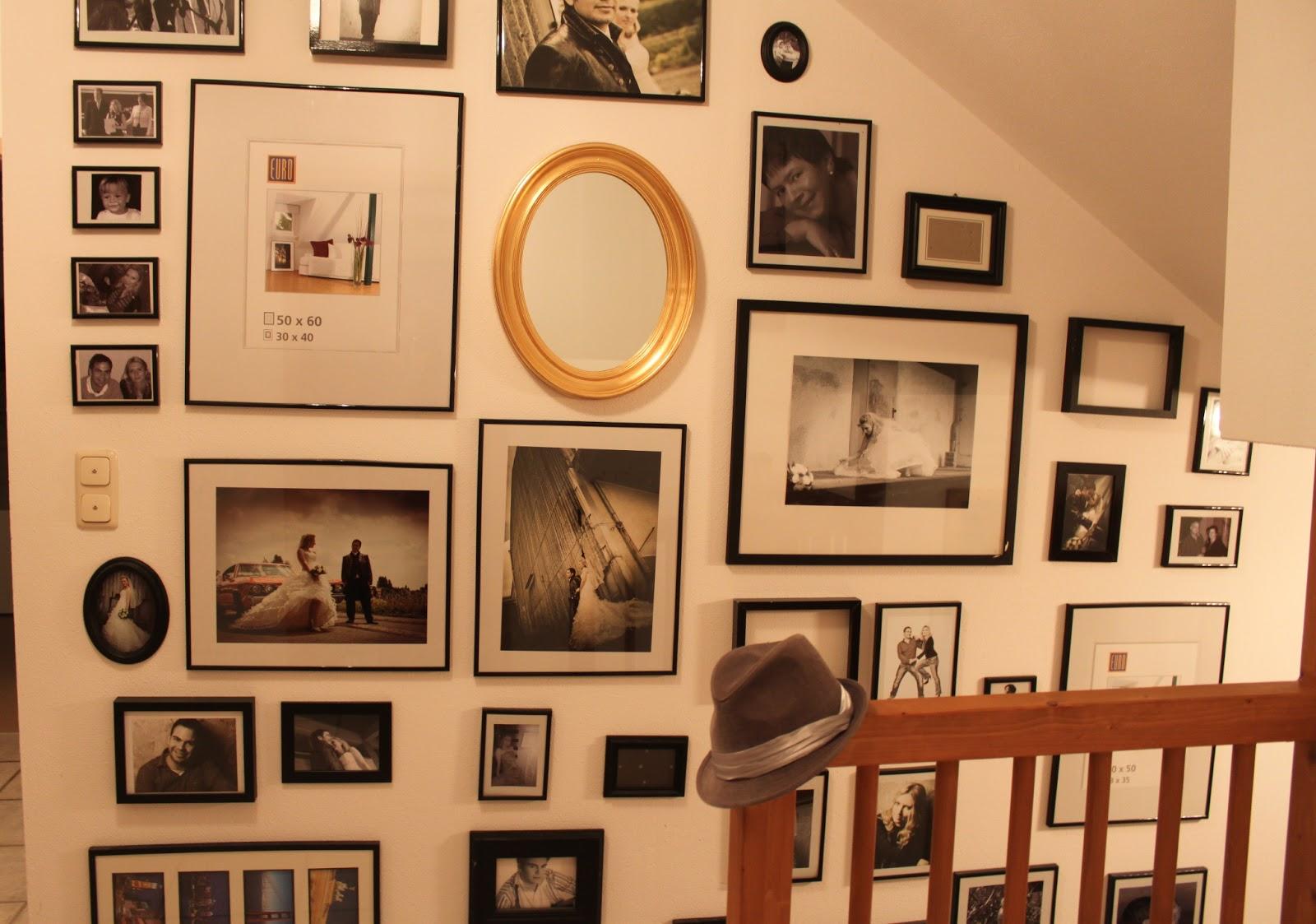 Meine Lieblings-Wohnidee: Dekorative Fotowand gestalten