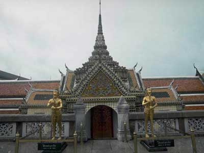 Architecture Of Thailand2