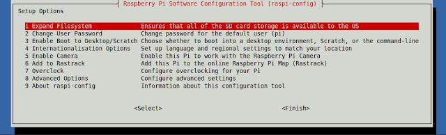 Cara Install Raspberry pi, first boot raspberry pi