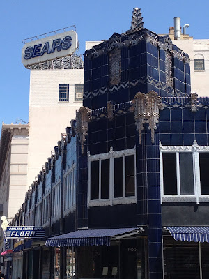 Flora Art Deco Building, Oakland, CA