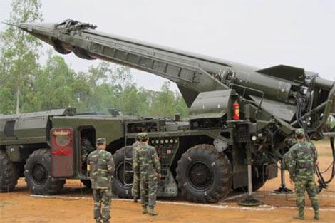 Triển vọng tự chế tạo tên lửa của Việt Nam