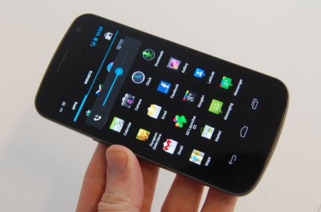 Андроид 4.1 Для Галакси Нексус