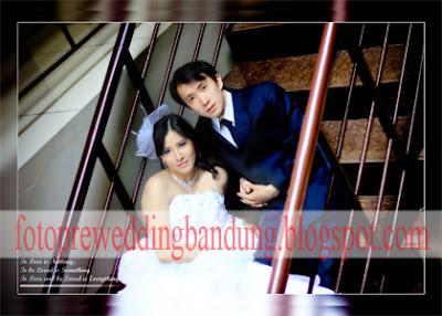 prewedding bandung unik