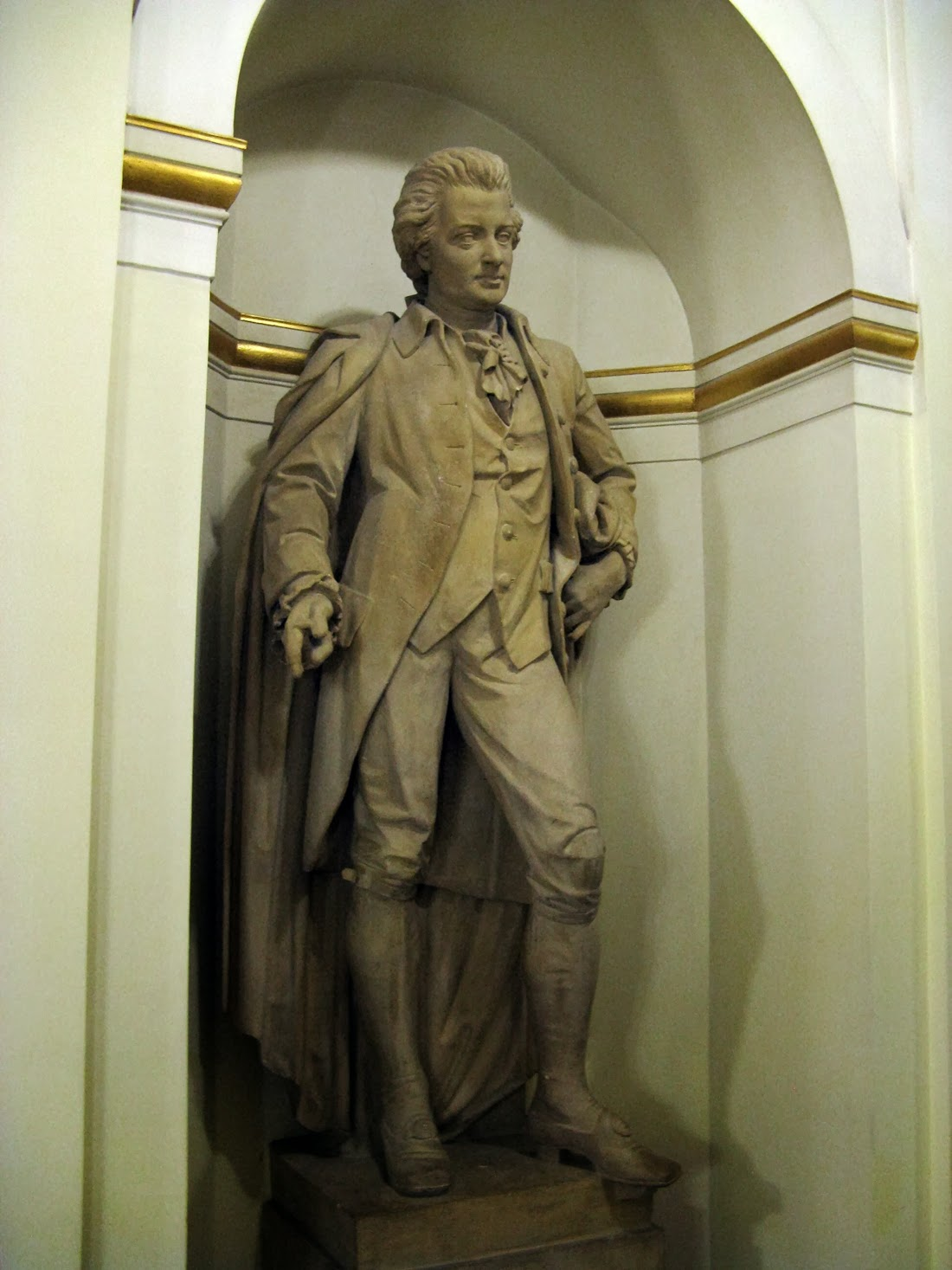 Wolfgang Amadeus Mozart-Musikverein, Vienna
