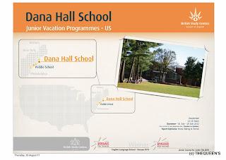 短期留学 ジュニア アメリカ DanaHallSchool