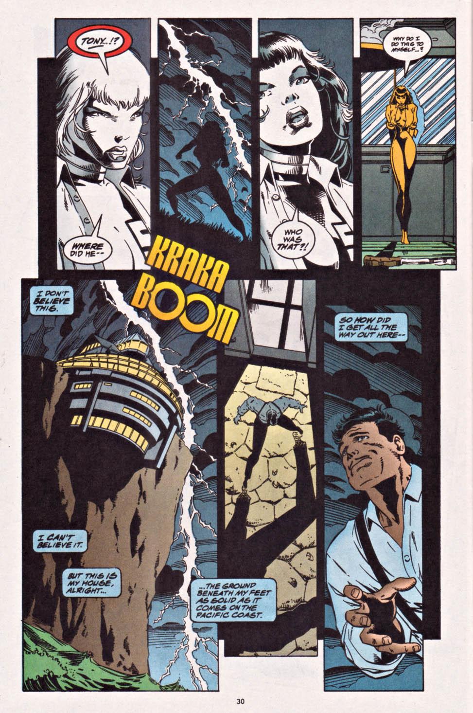 Captain America (1968) Issue #398f #336 - English 32