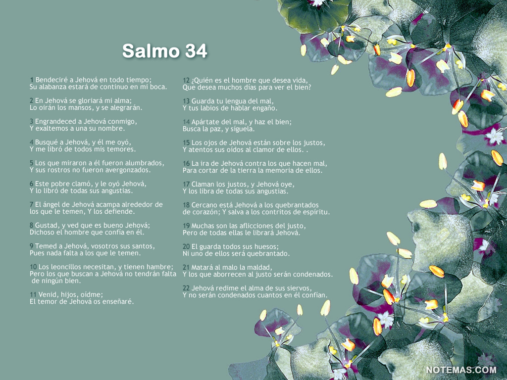 Salmo Matrimonio Biblia : Compartiendo fondos de pantalla cristianos