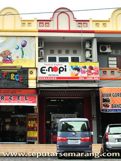 E.nopi Semarang: Fun Math & English Center
