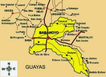 First Area: Babahoyo, Ecuador