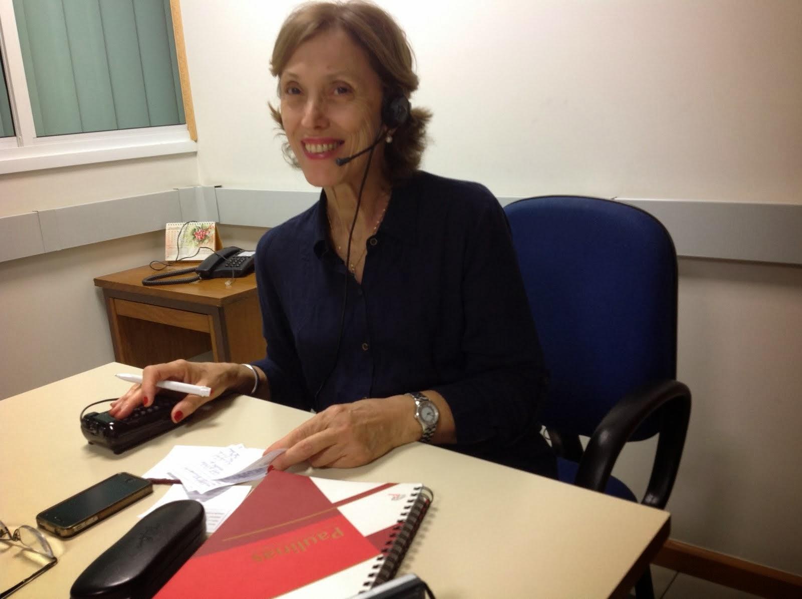Cristina Falcoski, Cooperadora Paulina