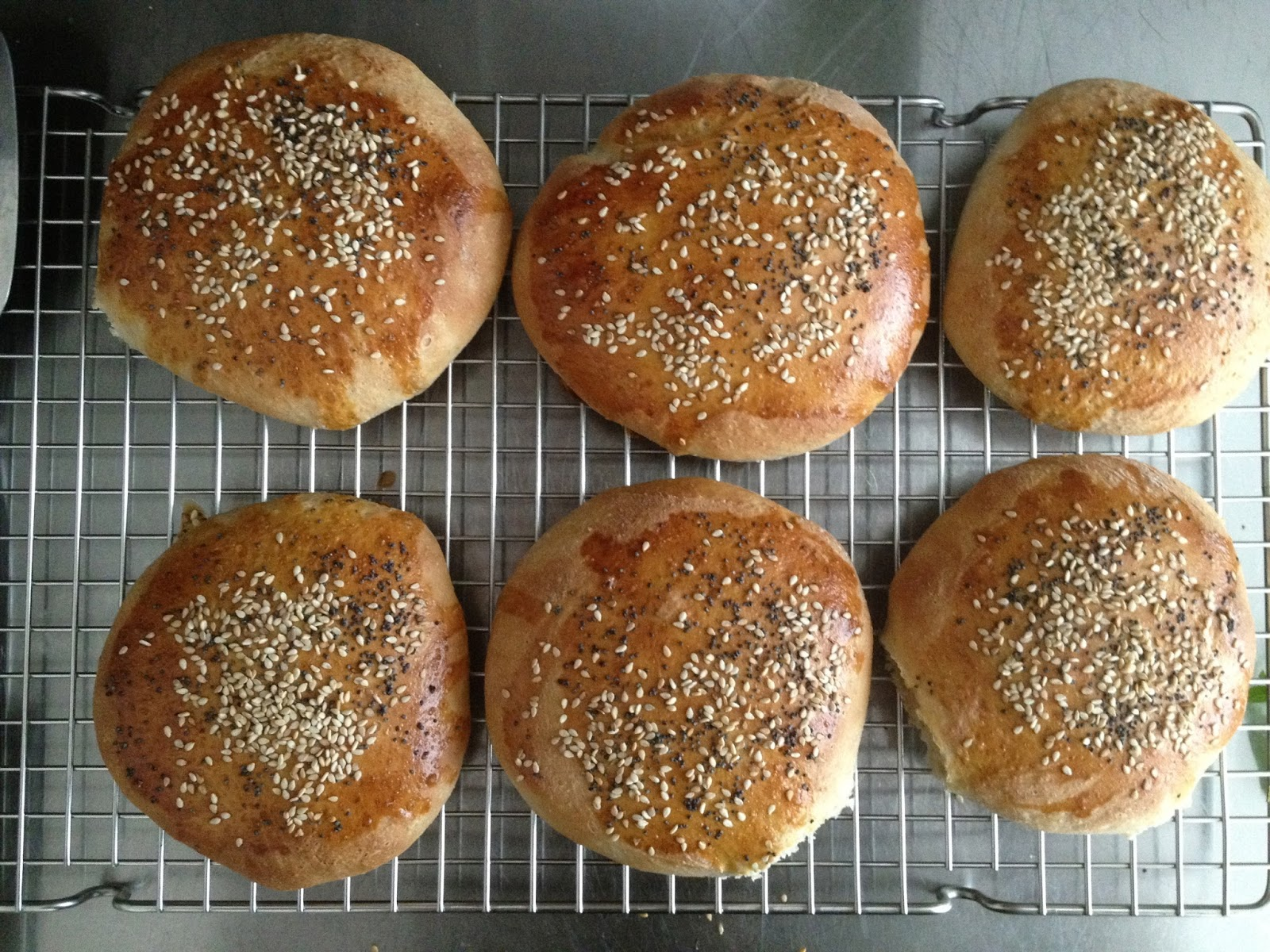 how to make buns at home without egg