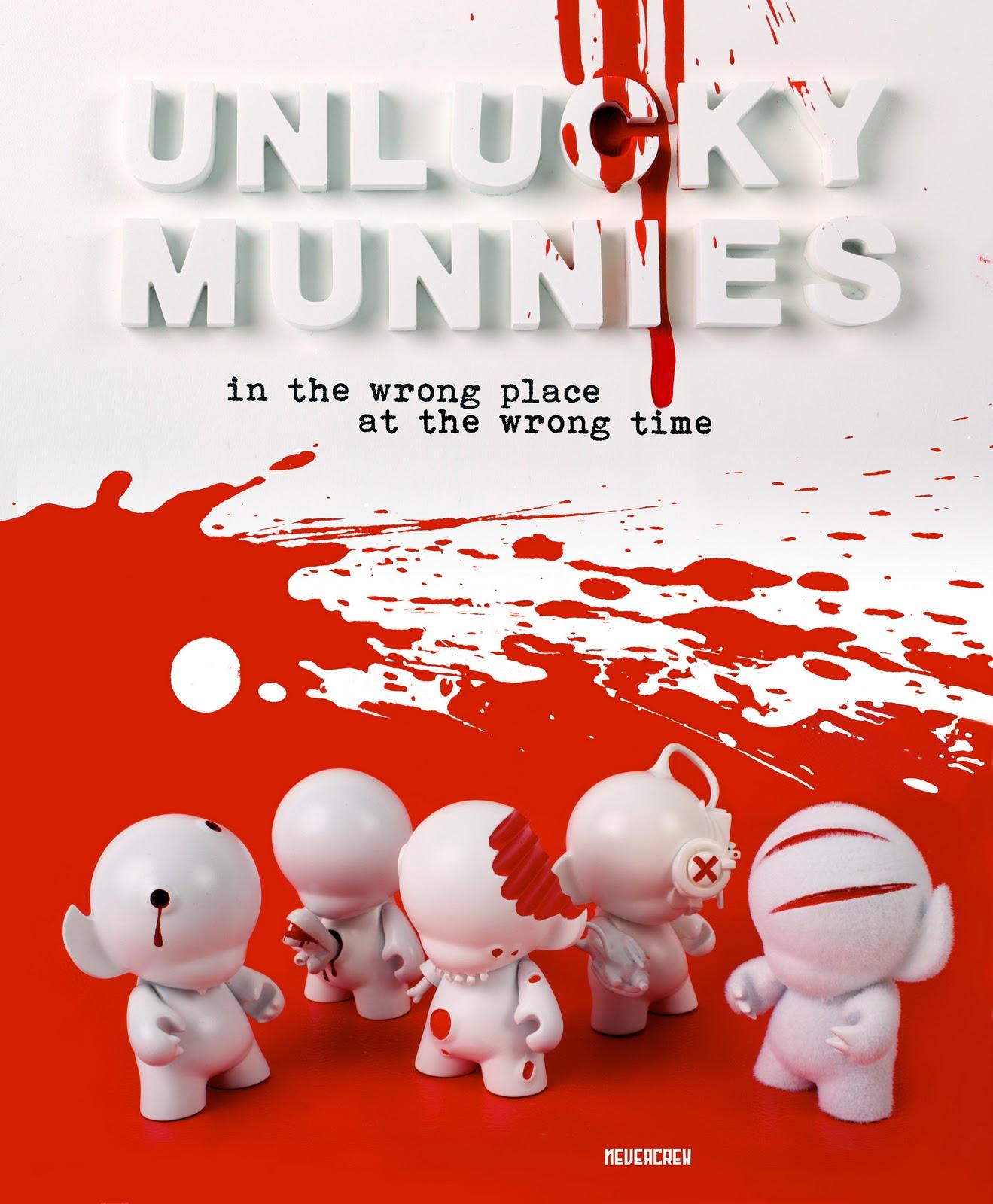 nevercrew 39 s blog unlucky munnies series