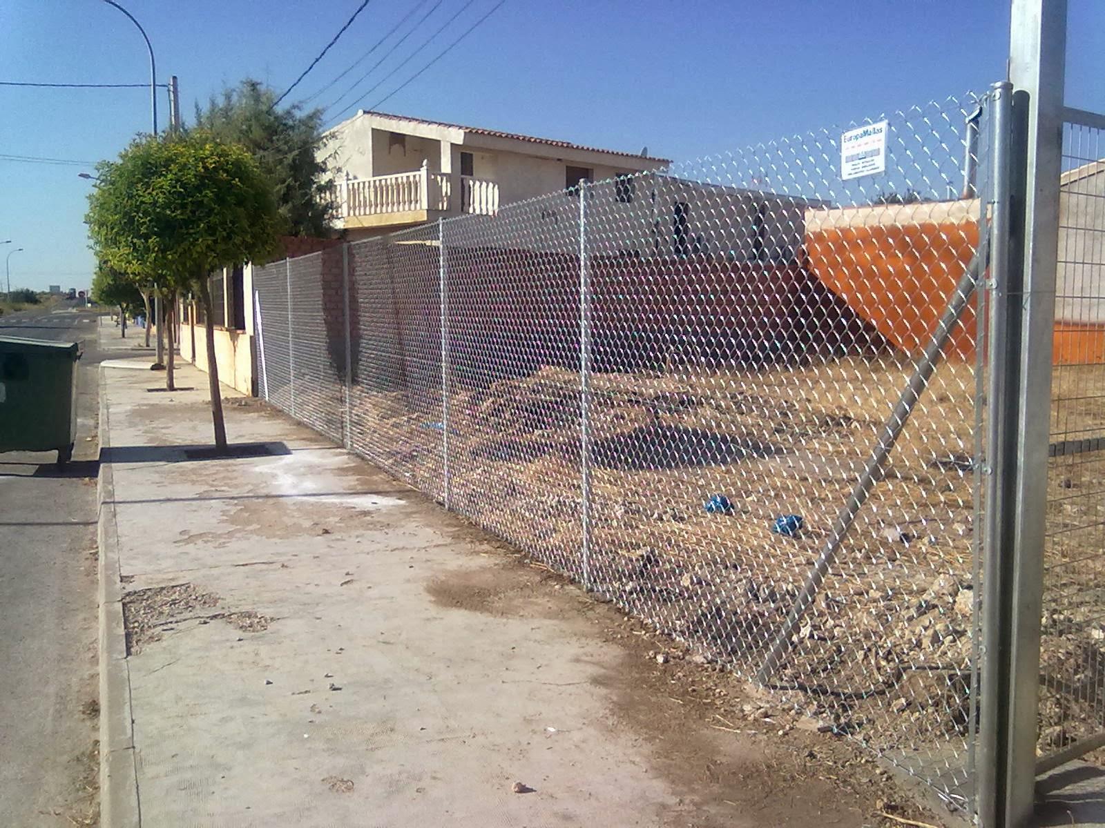 cerramientos metalicos europamallas: CERRAMIENTO SIMPLE TORSIÓN CON ...